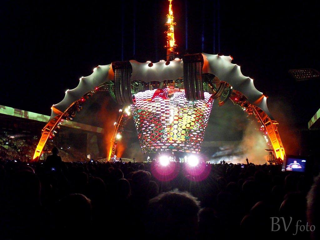 U2: 360° Tour. 2010