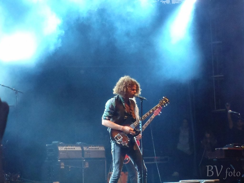 Wolfmother, Tivoli 2012.