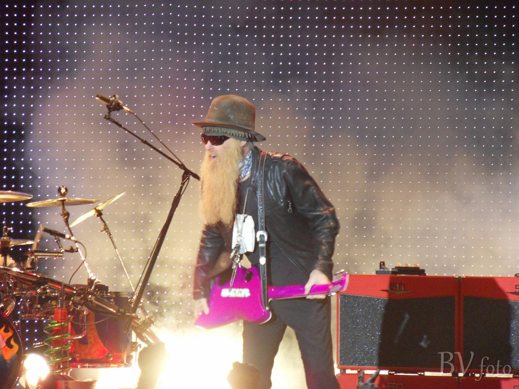 ZZ Top, Billy Gibbons.