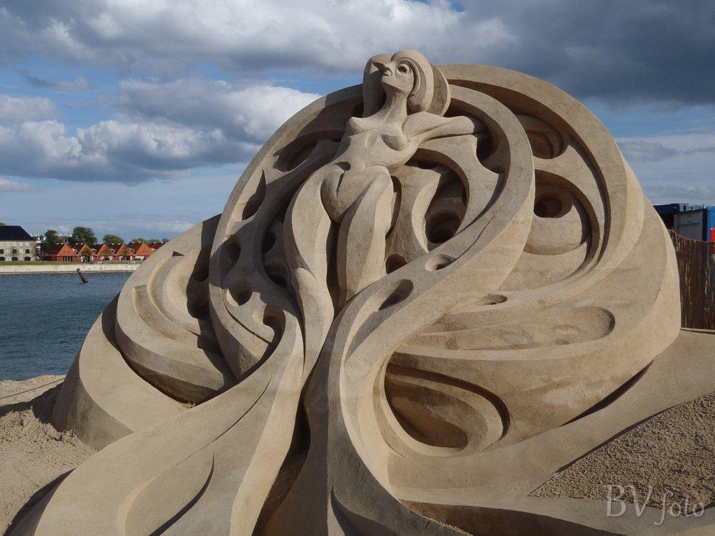 Sandskulptur Festival - CPHsand 2012