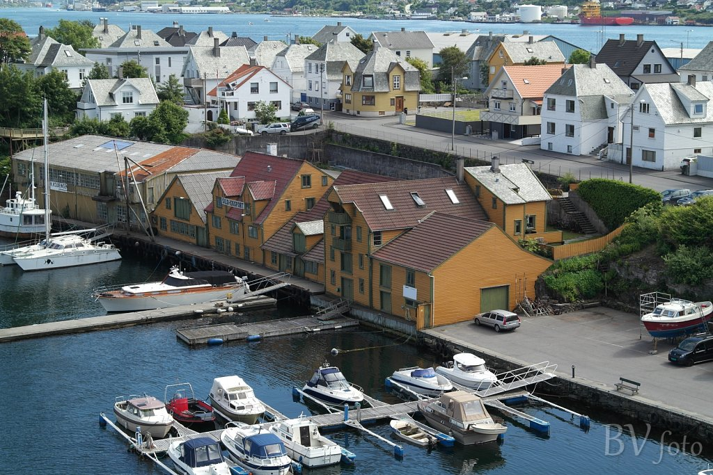 Sild-eksport'en, Sundgata, Risøy