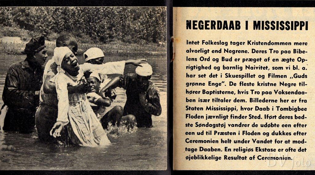 Dåb i Mississippi