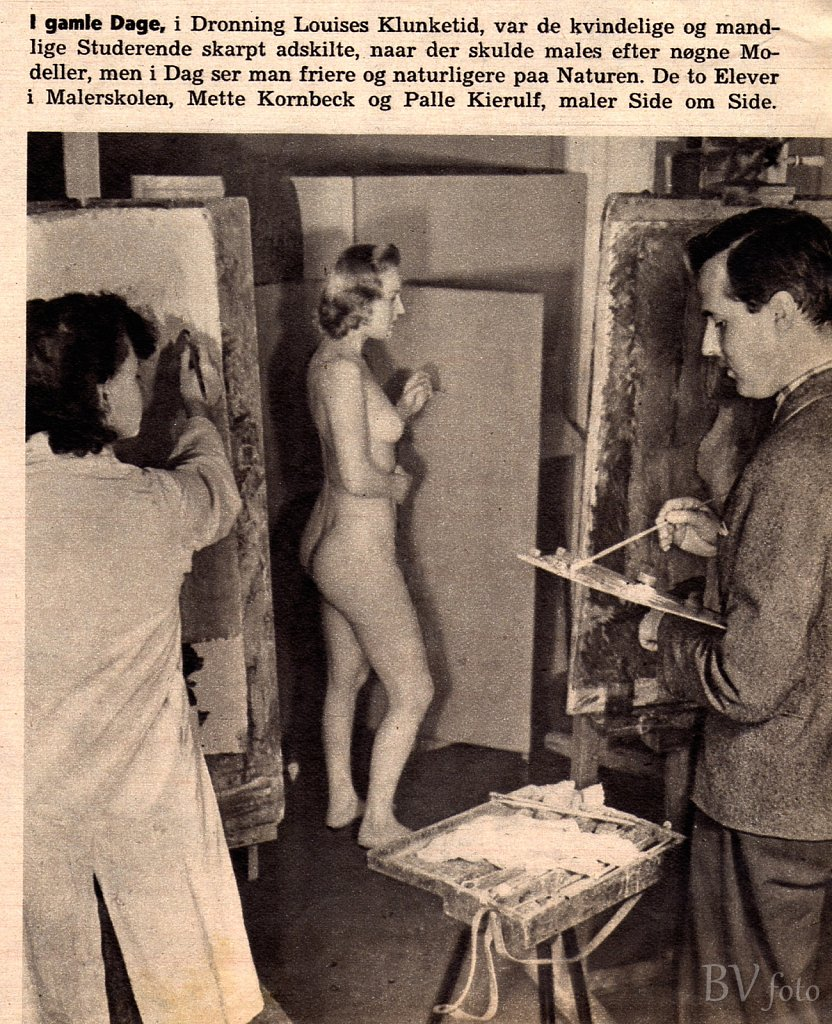 I Malerskolen