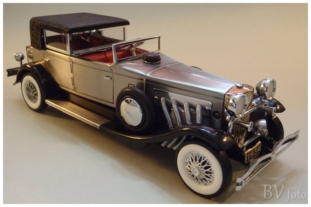 Duesenberg bordlighter