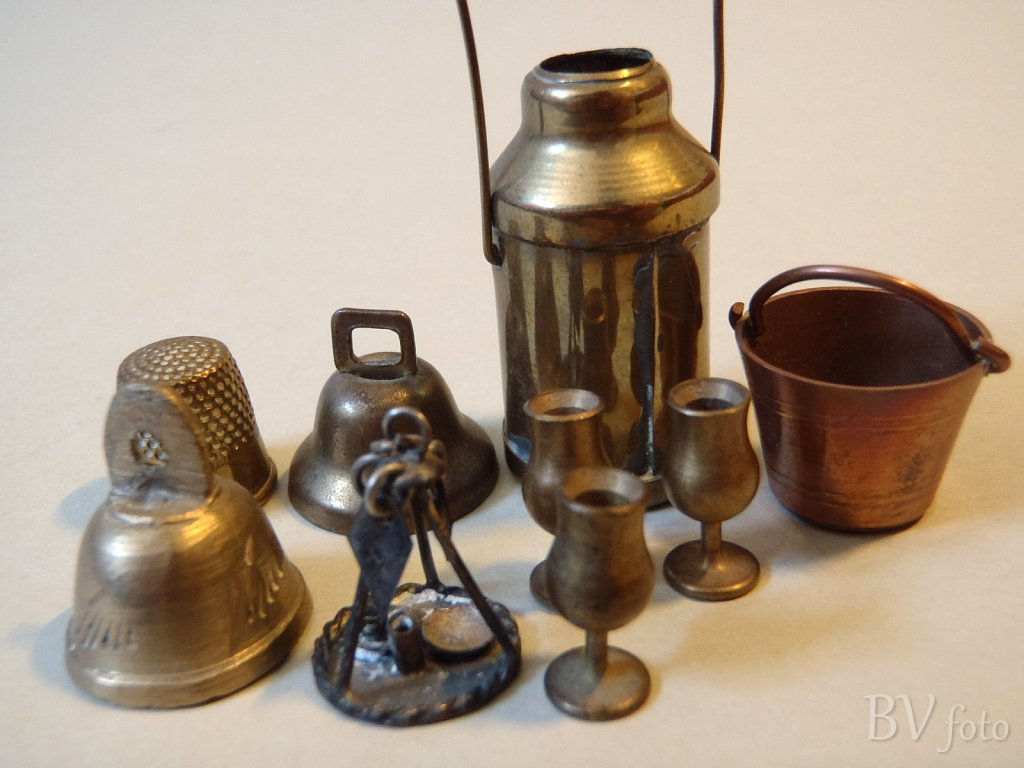 Miniature samling