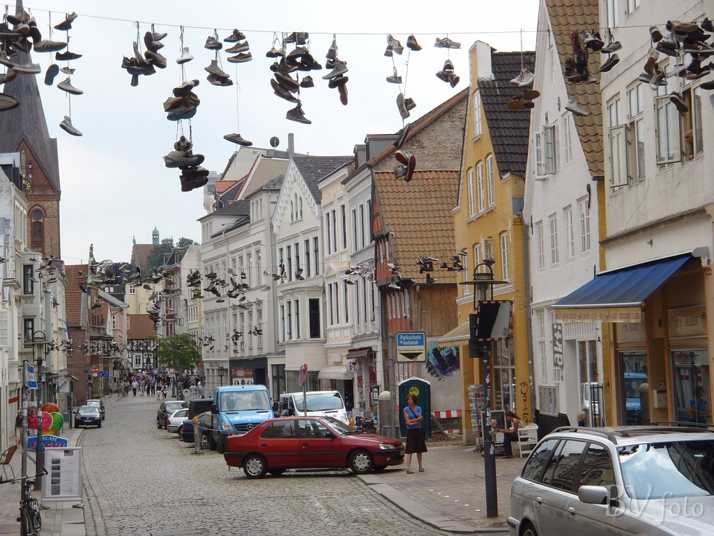 Nørregade, Flensborg