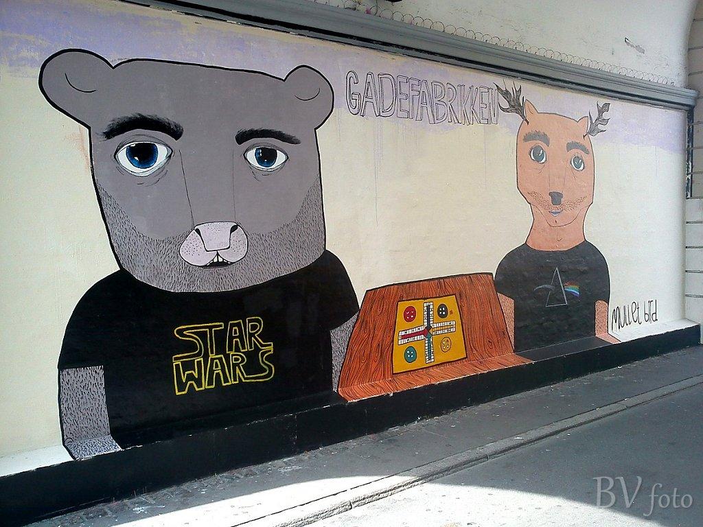 Star Wars, Ludo & Pink Floyd