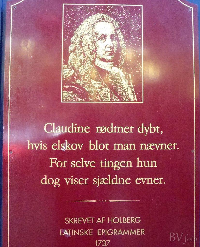 Claudine, Tivoli Kbh.