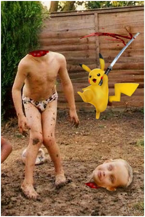 Pikachu's hævn i Pokémon GO