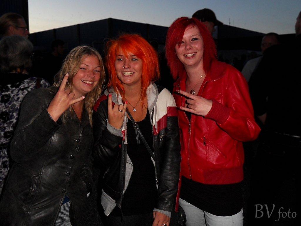 Metal Piger til Ozzy Koncert