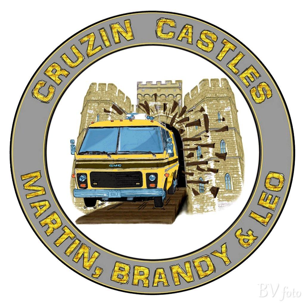 Cruzin Castles Logo
