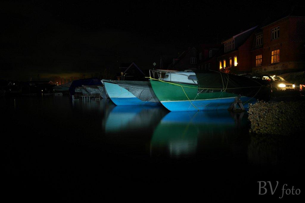 Bådopbevaringspladsen