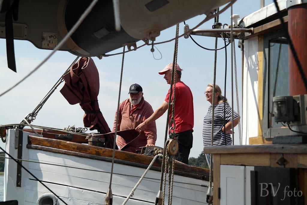Skibssnak på Kivioq