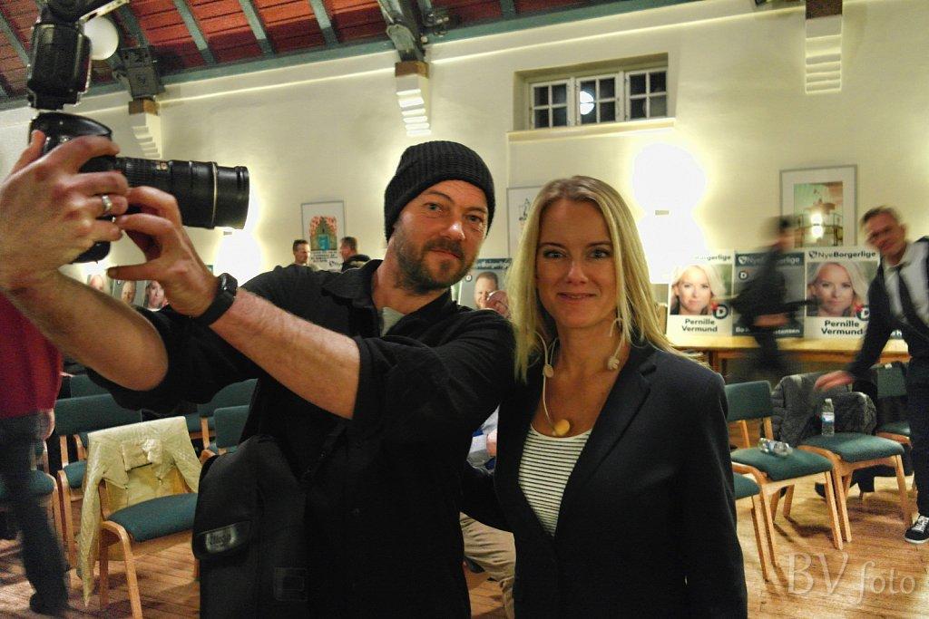 Timo og Pernille