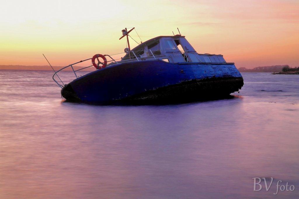Skelde Vig motorbåd