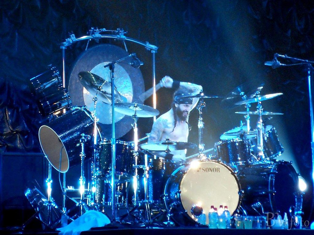 Tommy Clufetos 2010