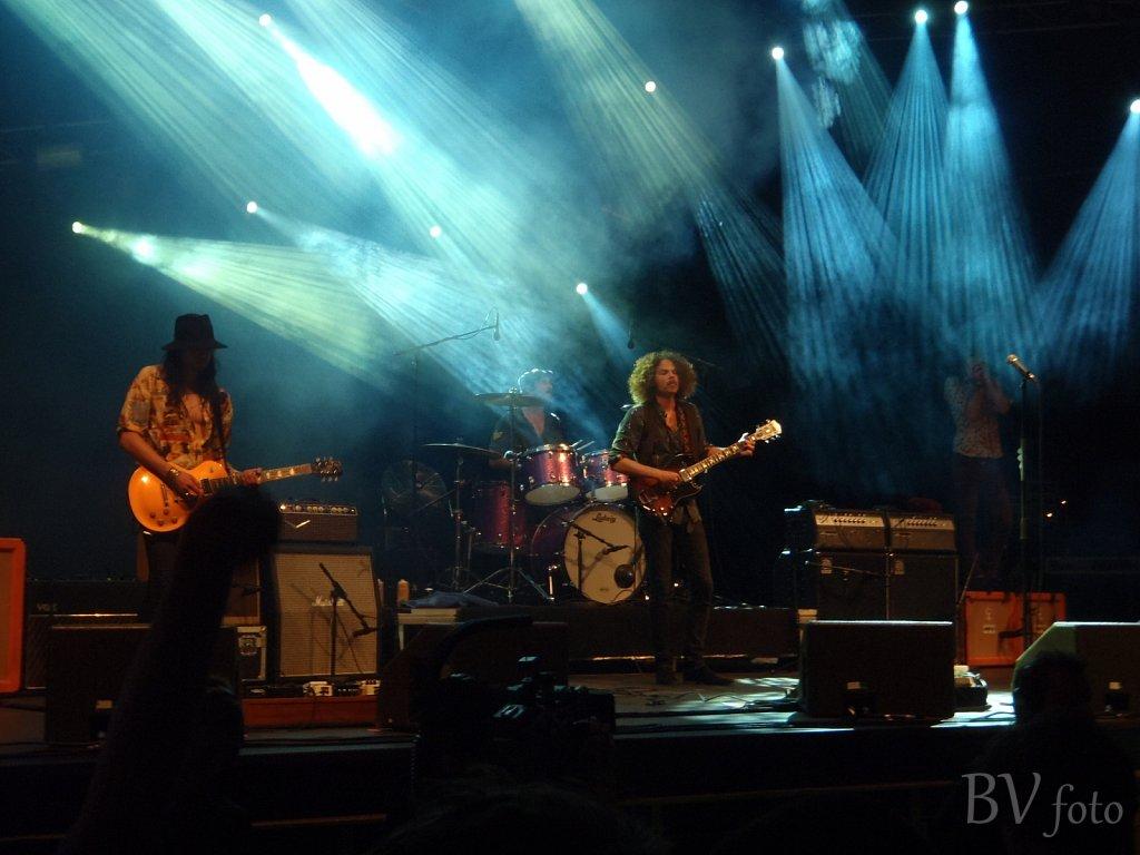 Wolfmother Tivoli 2012