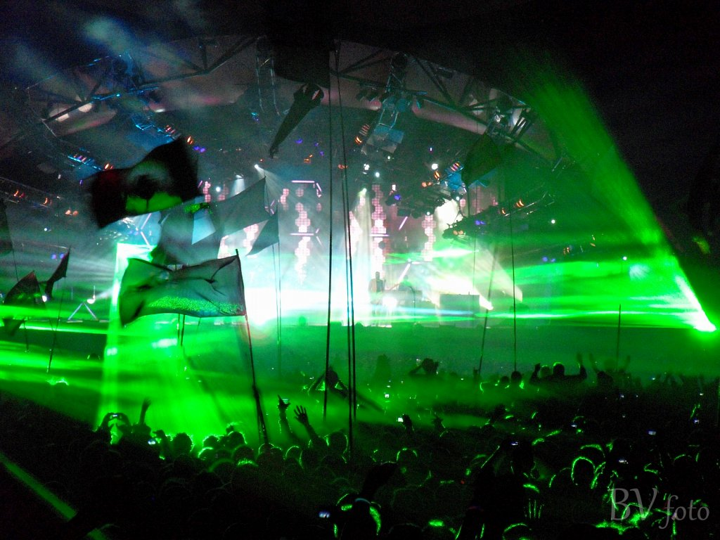 Muse, Roskilde 2010