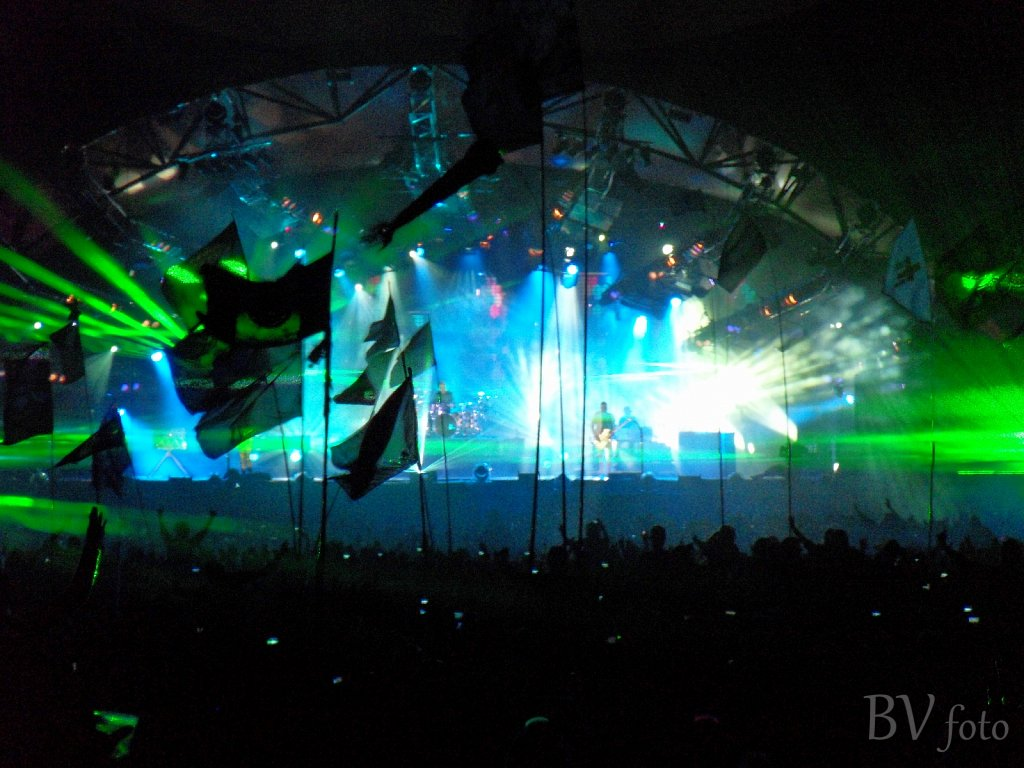 Muse, Roskilde 2010.