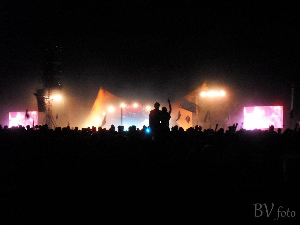 Prodigy, Roskilde 2010