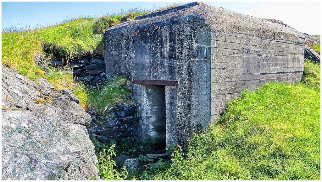 Bunker Kvala Batteri - HDR
