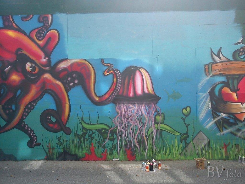 Boulevard Aquatic, Sdr. Blvd., Kbh
