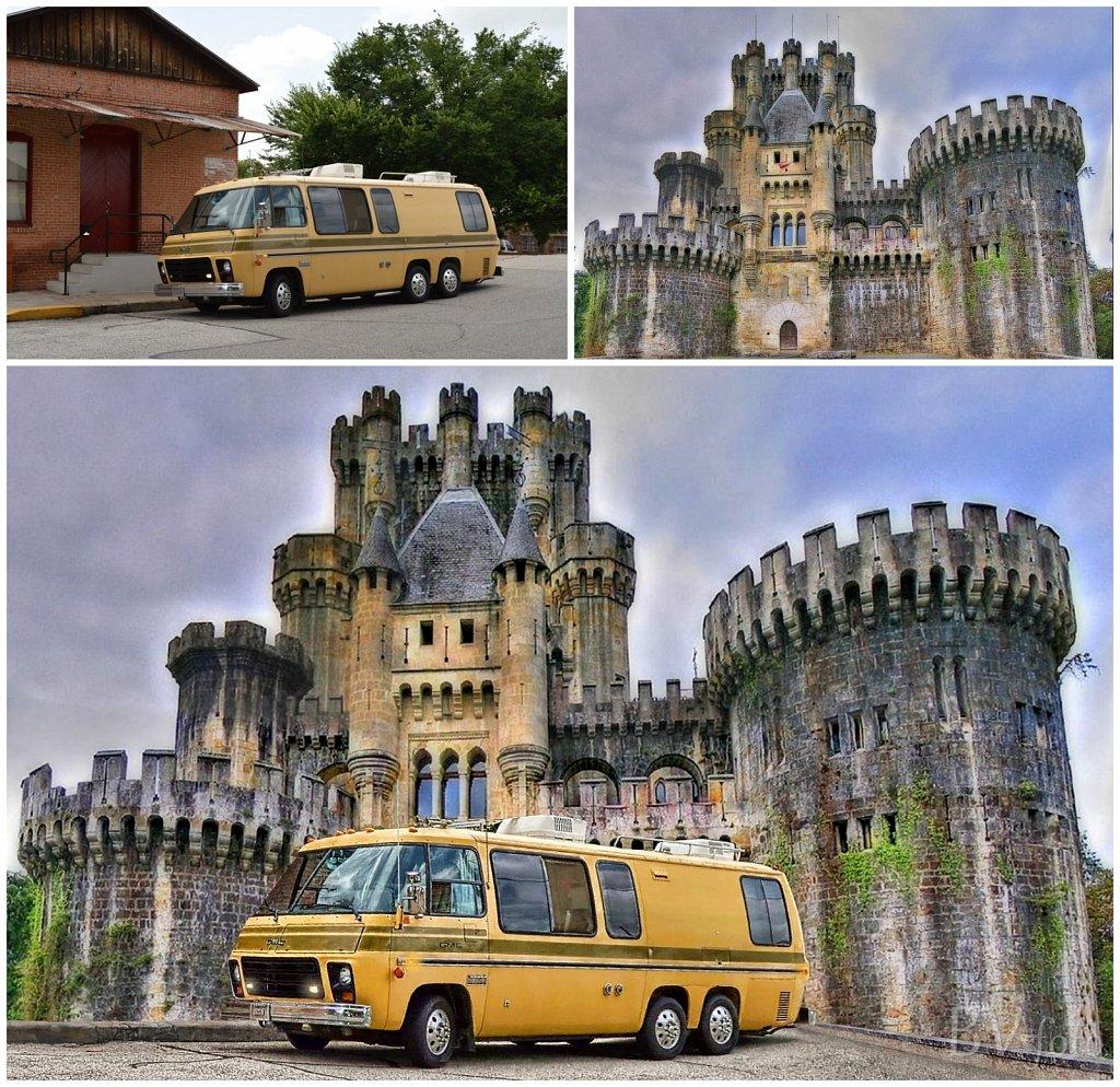 Cruzin Castles GMC