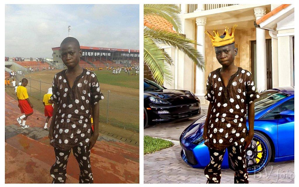 Kongen af Nigeria