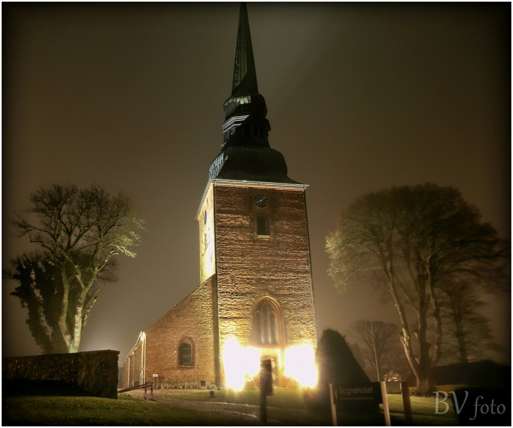 Nysted Kirke - HDR