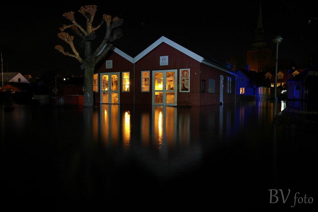 Restaurant Ö under vand