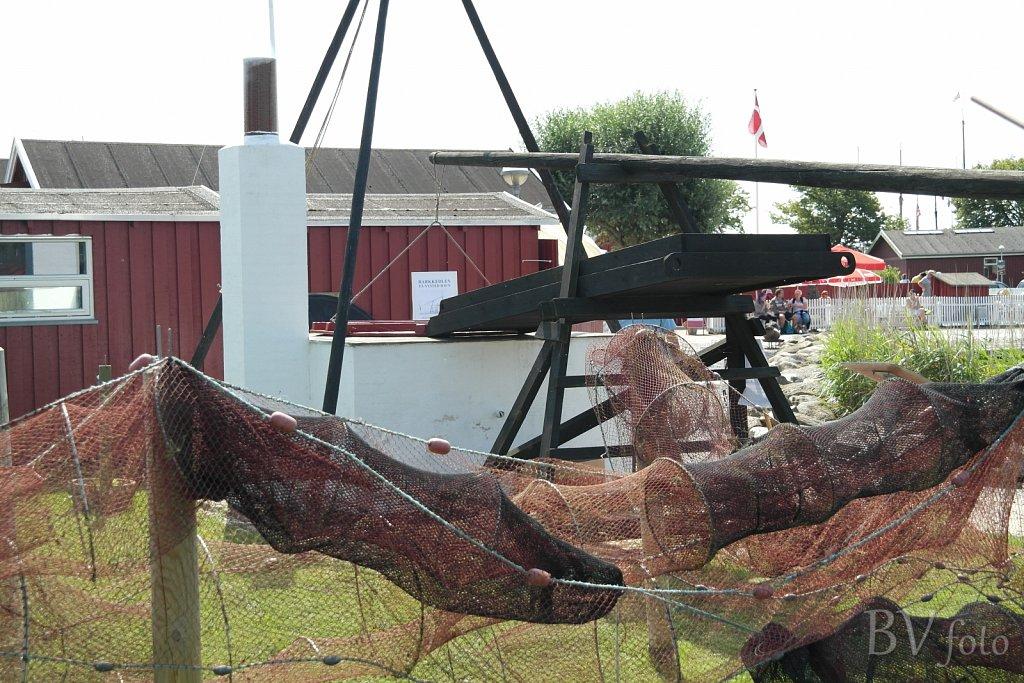 Barkkedlen og fiskeruser