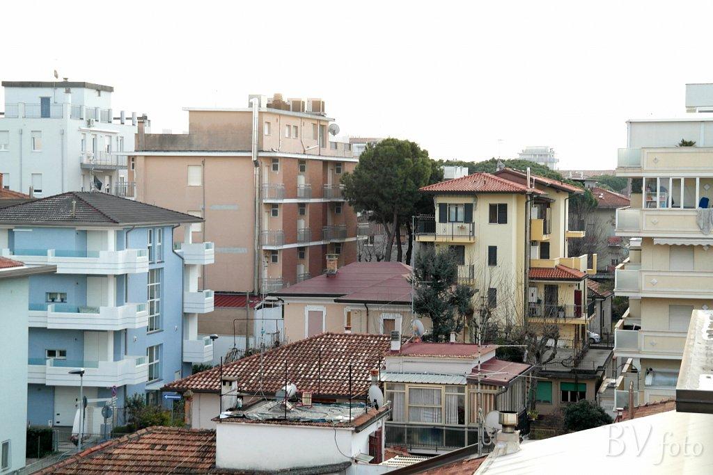 Udsigt, Hotel Staccoli, Rimini